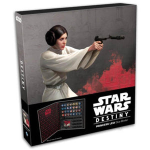Star Wars Destiny: Princess Leia Binder