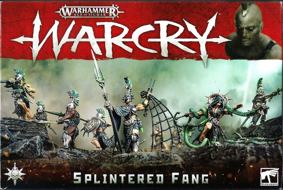 Splintered Fang - Warcry