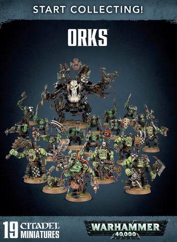 Start Collecting - Orks