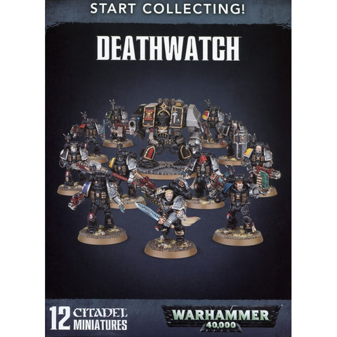 Warhammer 40K Deathwatch Start Collecting