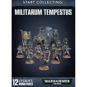 Start Collecting: Militarum Tempestus
