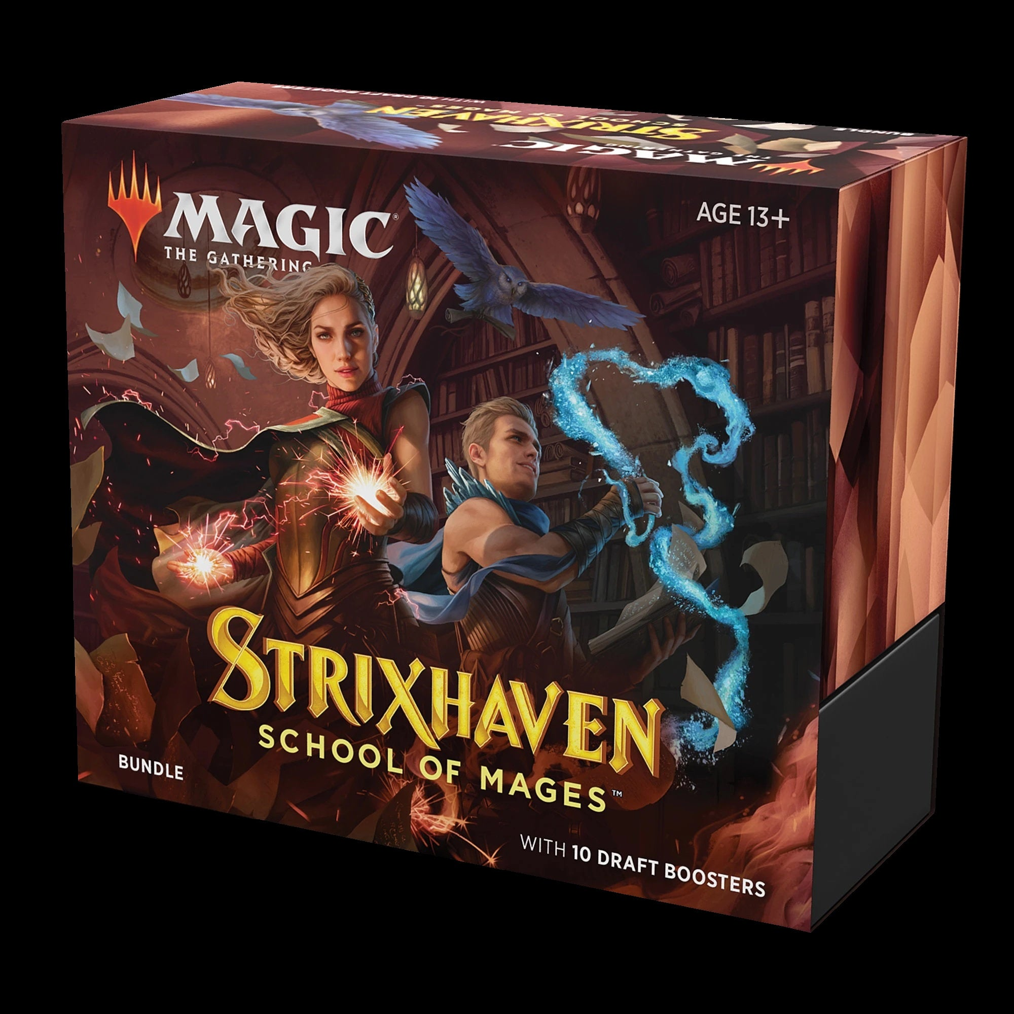MTG: Strixhaven School of Mages Bundle