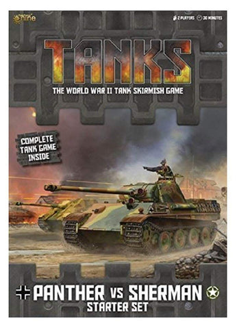 Tanks Starter Set