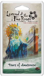 Tears of Amaterasu - Legend of the Five rings LCG expansion