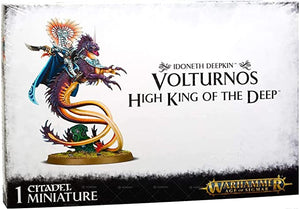 Volturnos, High King of the Deep