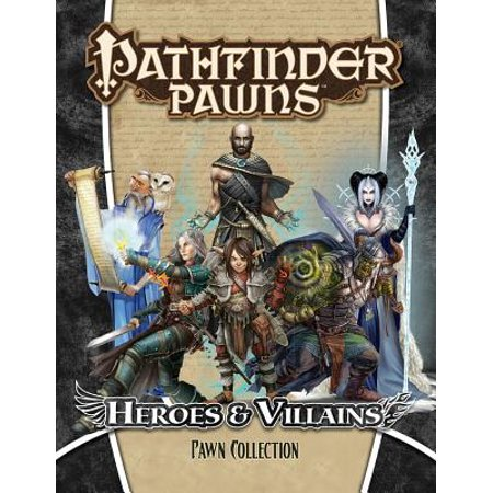 Pathfinder Pawns Heroes and Villians