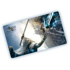 Final Fantasy TCG Advent Children playmat