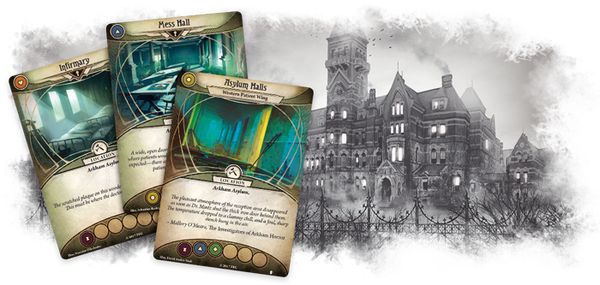 Unspeakable Oath Mythos Pack - arkham