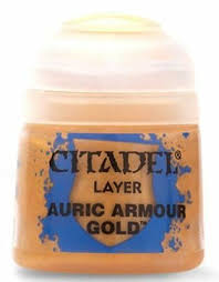Layer - Auric Armour Gold