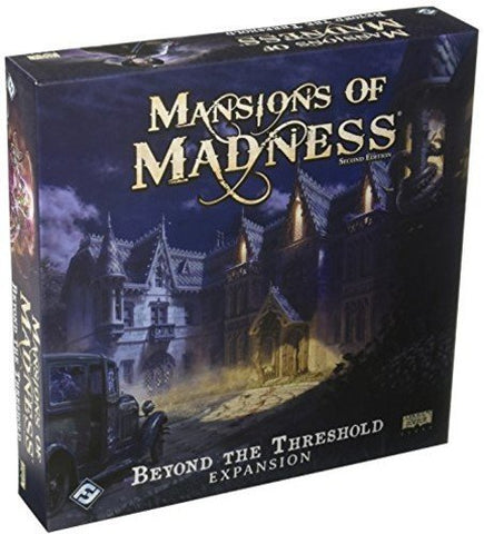 Beyond the Threshold: Mansion expansion