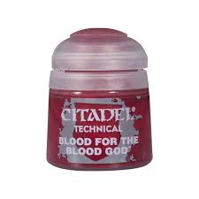 Technical: Blood For The Blood God