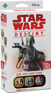 Star Wars Destiny Bobba Fett Starter Set