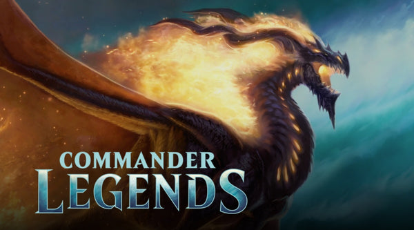 Commander Legends booster pack x1