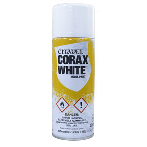 Corax White Citadel Spray Paint