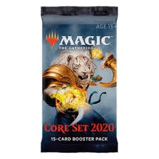 MTG - Core 2020 booster pack