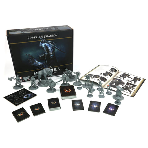 Dark Root - Dark Souls expansion
