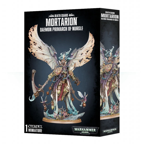 Mortarion, Daemon Primarch of Nurgle Warhammer 40,000