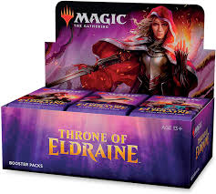 MTG - Throne of Eldraine booster Box