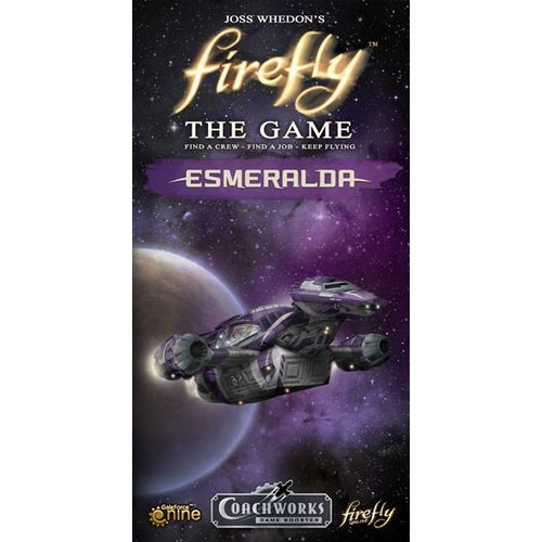 Esmeralda (Firefly Boardgame Expansion)