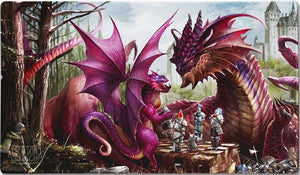 Fathers Day 2020 Playmat - Dragon Shield
