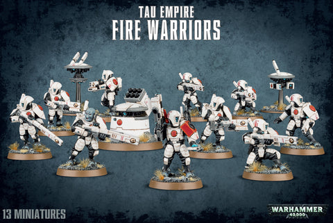 Tau Empire Fire Warriors Warhammer 40,000