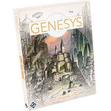 Genesys RPG Core book