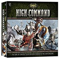 Hordes High Command Card Game