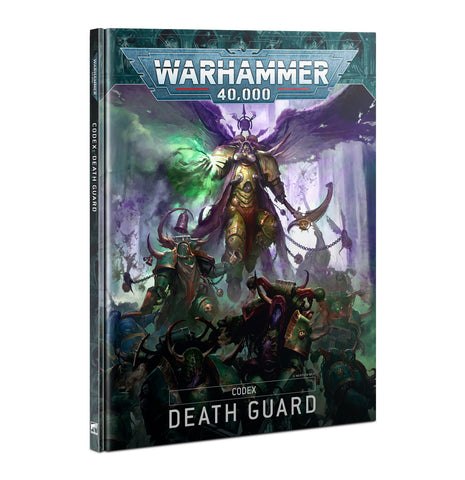 Codex: Death Guard Warhammer 40,000