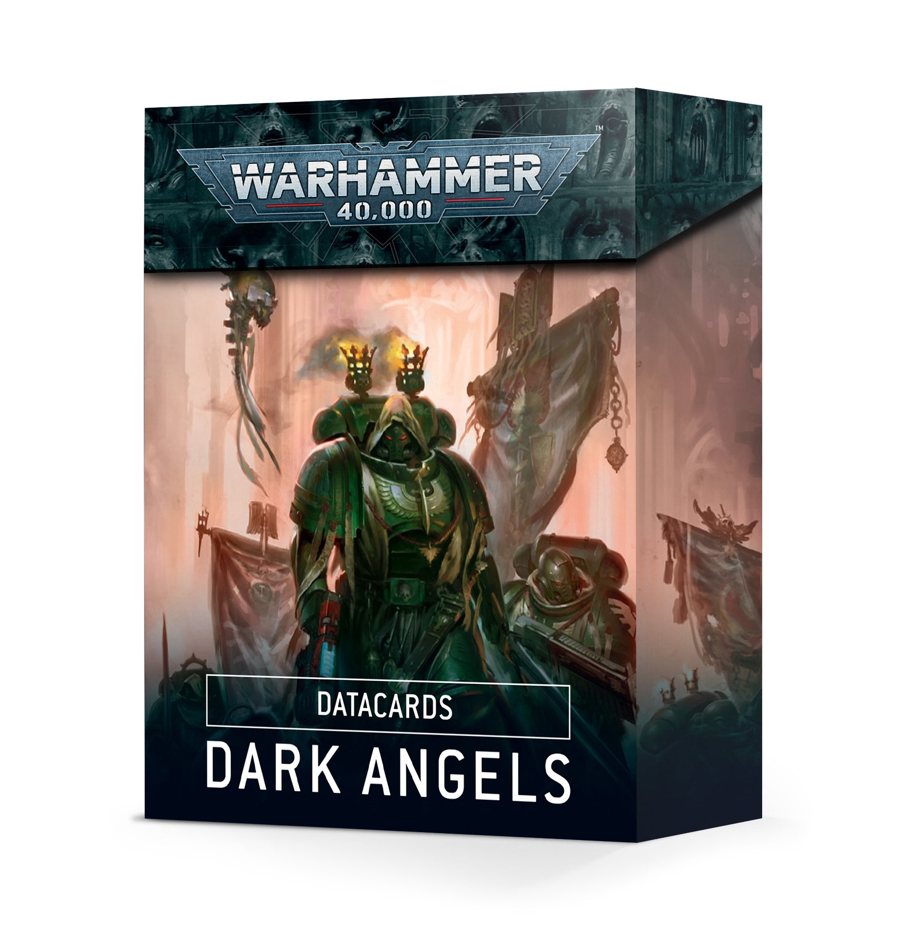 Dark Angels Data Cards Warhammer 40,000