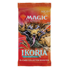 Ikoria - Lair of Behemoths Booster Pack