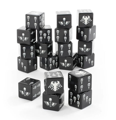 Raven Guard Dice Warhammer 40000