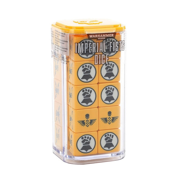 Imperial Fist Dice Warhammer 40000