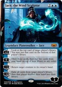 War of the Spark Mythic JACE Tournament Ticket