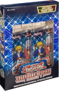 Double Pack - Legendary Duelist and Dragons of Legend Yu Gi Oh!