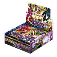 DBS Malicious Machinations Booster Box