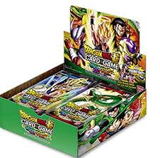 DBS Miraculous Revivial Booster Pack