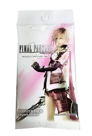 Final Fantasy Opus 5 booster pack