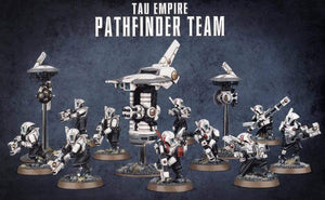 Tau Empire Pathfinder team Warhammer 40,000