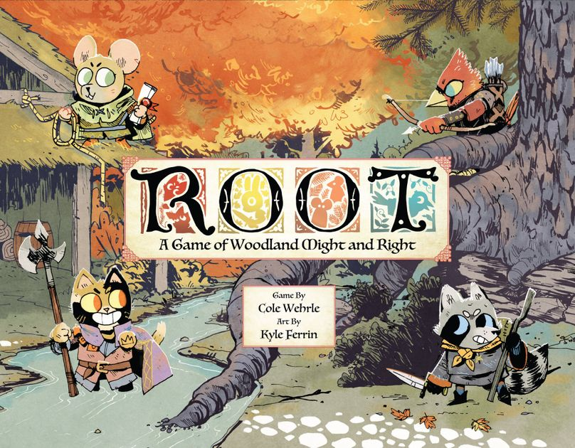 Root - A Game of Woodland Might and Right