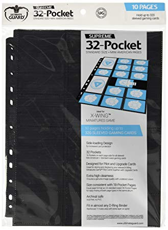 32 - Pocket Standard Mini American Pages