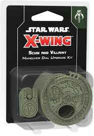 X-Wing Scum Dial Upgrade Kit
