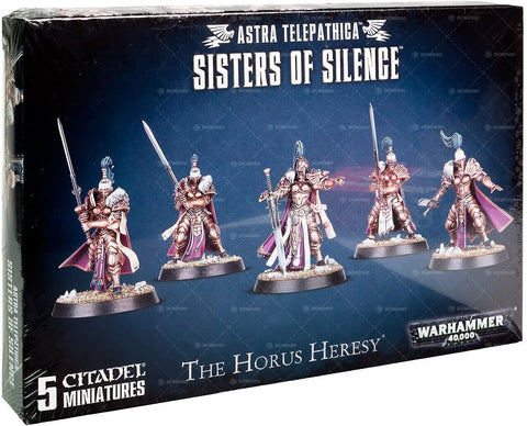 Astra Telepathica Sisters of Silence Warhammer 40,000