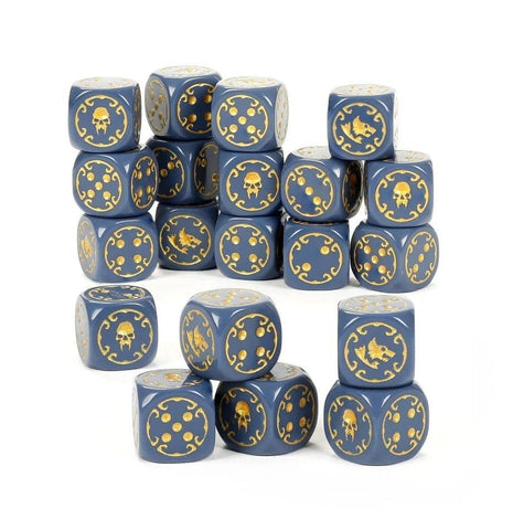 Space Wolves Dice set Warhammer 40000