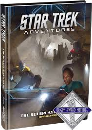 Star Trek Adventures - Core Book