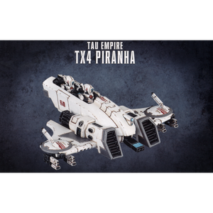 Tau Empire TX4 Piranha Warhammer 40,000