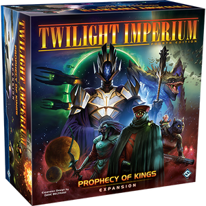 PREORDER - Twilight Imperium Prophecy of Kings expansion - Due Christmas 2020