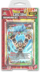 Expansion Pack: Unity of Saiyans