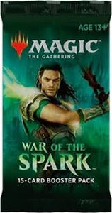 MTG - War of the Spark booster pack