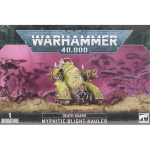 Myphitic Blight-Hauler Death Guard Warhammer 40,000