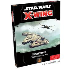 X-Wing 2.0 Resistance Conversion kit